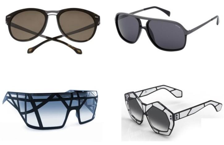 d2c621d7e2026 Óculos de sol geométricos viram febre entre as famosas  aprenda a usar