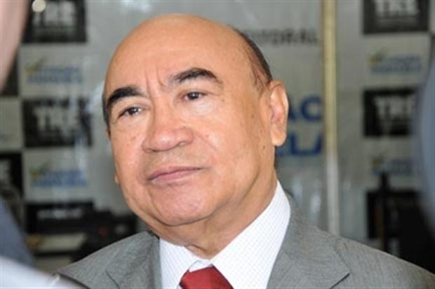 _Atual presidente do Tribunal de Justiça, desembargador Oliveira