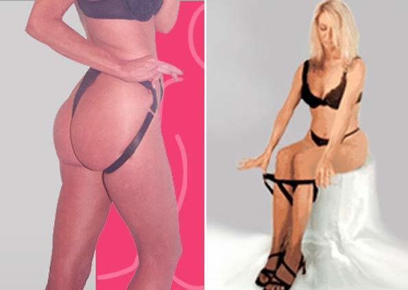 83d07fede Empresa de lingerie masculina exibe modelos da  menor cueca do mundo