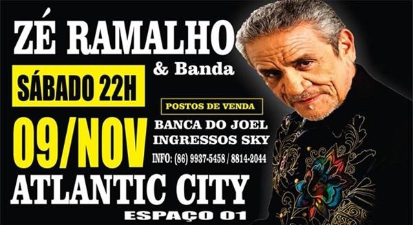 990e9ec35f075 Dia 14 de novembro Teresina vai reunir grandes nomes da música, tudo isso  para proporcionar uma noite única e inesquecível.