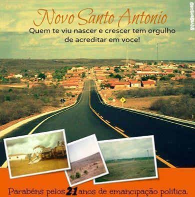 Novo Santo Antônio Piauí fonte: storage.stwonline.com.br