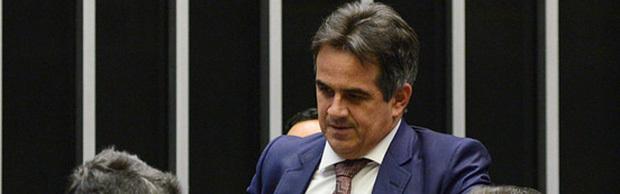 _Senador Ciro Nogueira, alvo de investigação da Lava Jato (Foto: Agência Senado)