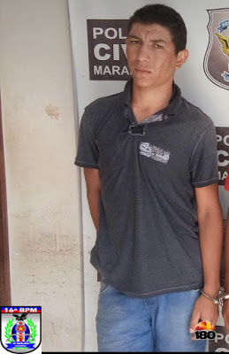 Josenilson Nunes Mesquita, 21 anos.
