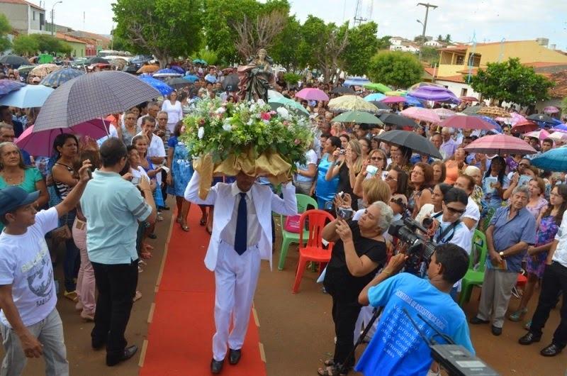 Festa de Nossa Senhora da Conceição em 2014