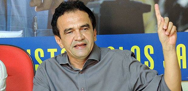 Elizeu Aguiar, ex-gestor do IDEPI