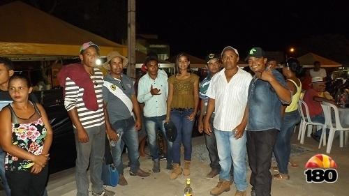 Vaqueiros da localidade Vaqueta