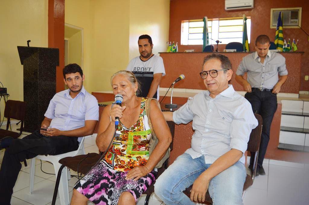 Dr. Hélio, Vereador Zé Neto
