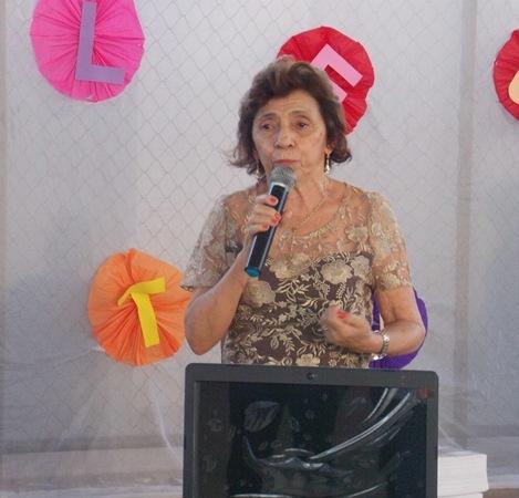 Maria de França Avelino - Secretária de Educação e Cultura
