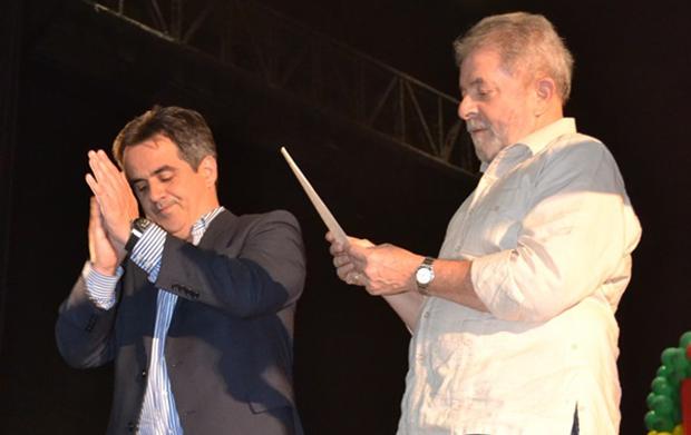 _Senador Ciro Nogueira ao lado do ex-presidente Lula