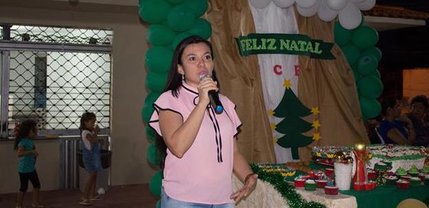 Coordenadora do Projeto Sheila Monnisi