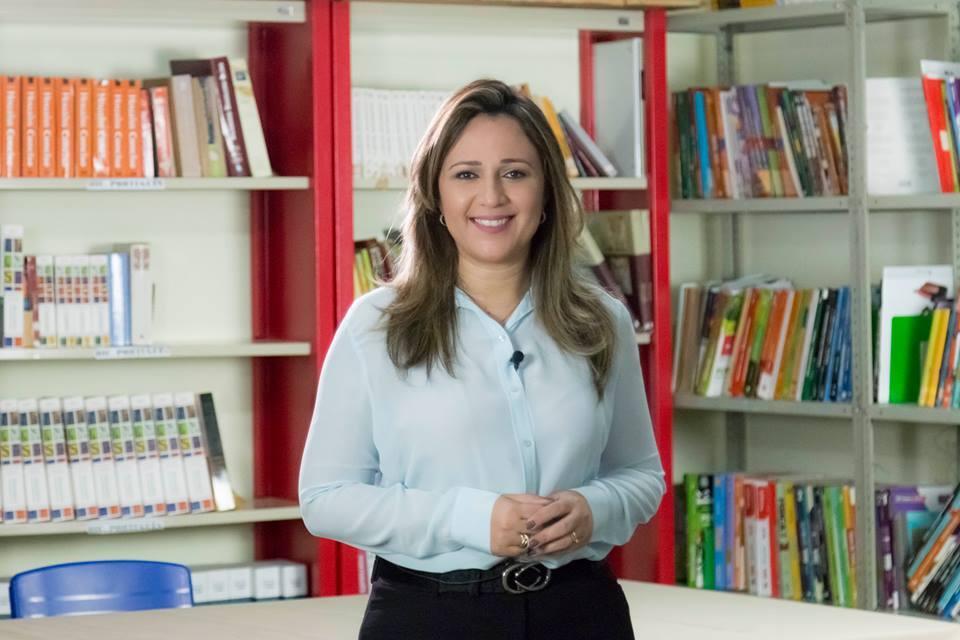 Rejane Dias, secretária de Educação do Piauí