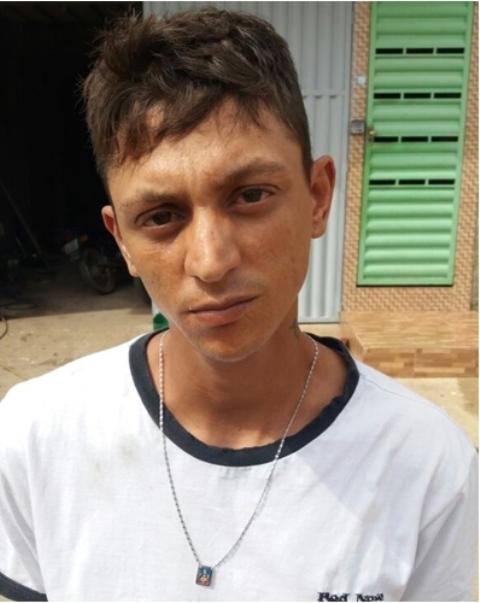 Galego do Papelão é preso após três meses foragido.