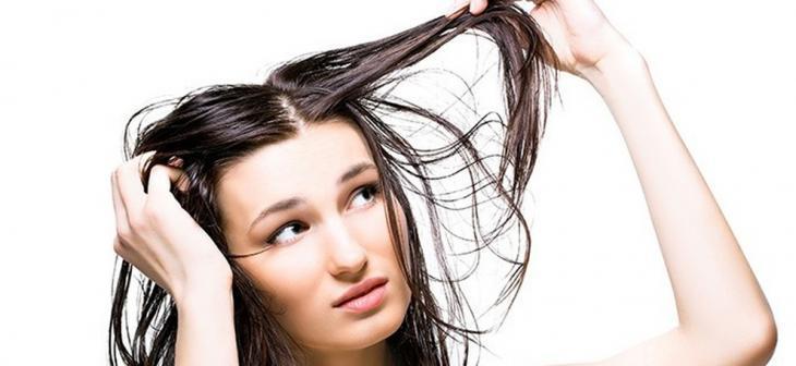 Como acabar com os cabelos oleosos (receita caseira) super fácil d4743af7a38