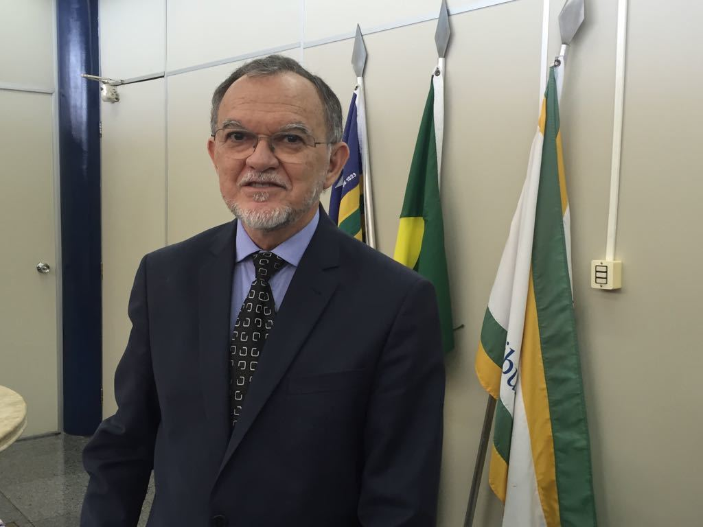 Presidente da Corte de Contas, Olavo Rebelo