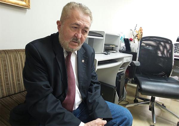 _Desembargador Edvaldo Moura, relator do caso envolvendo a Operação Bacuri