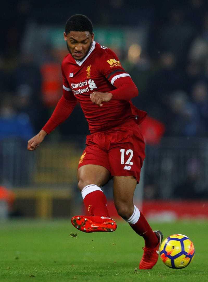 6º Joe Gomez, Liverpool: 9 milhões de euros -> 57,3 milhões de euros