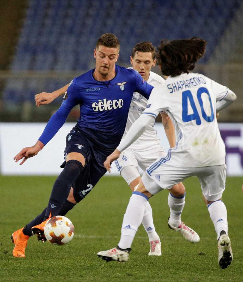 9º Sergej Milinkovic-Savic, Lazio: 29,8 milhões de euros -> 70,5 milhões de euros