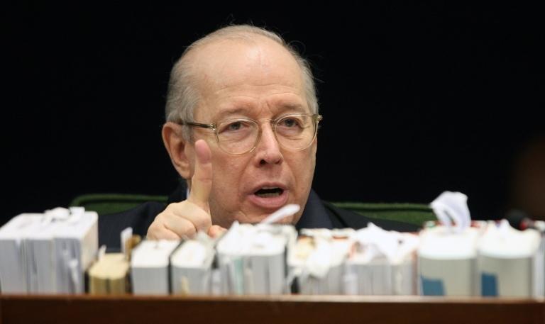 Ministro do Supremo Tribunal Federal, decano Celso de Mello, defensor entusiasmado da liberdade de Expressão na mais alta Corte do judiciário brasileiro