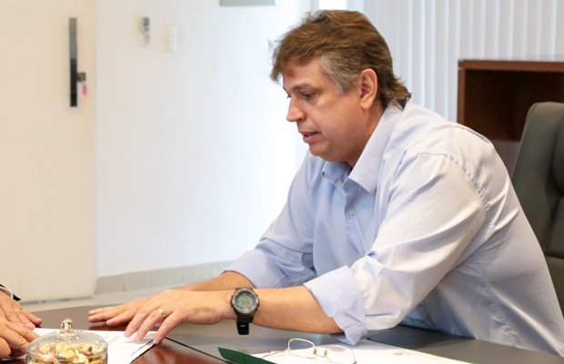 Geraldo Magela, ex-secretário de Defesa Civil