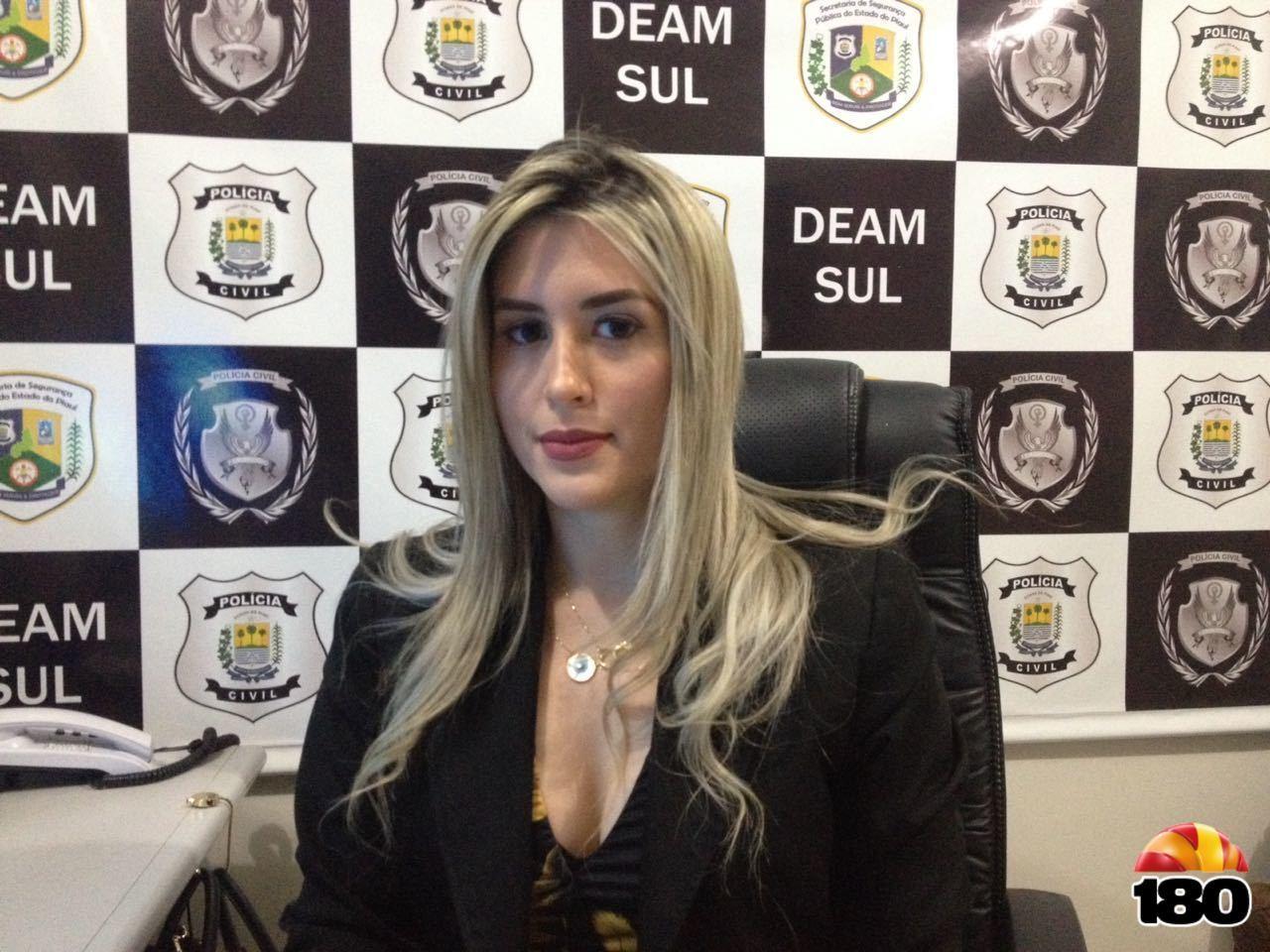 Delegada Anamelka Cadena, Deam Sul