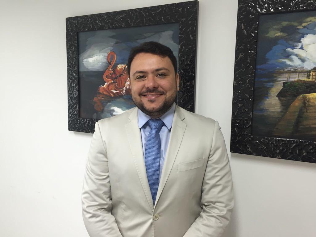 Procurador geral do município de Bocaina, Dr. Leonel Leão
