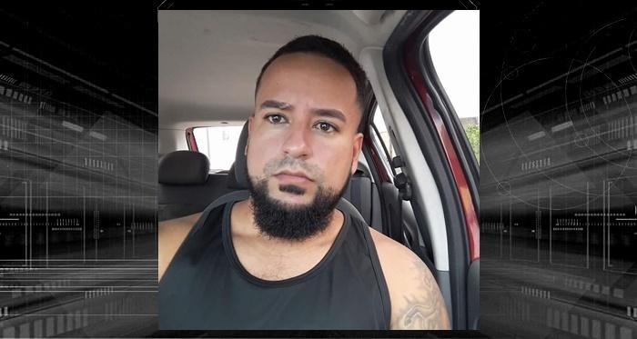 Paulo Alves Santos Neto, suspeito do crime
