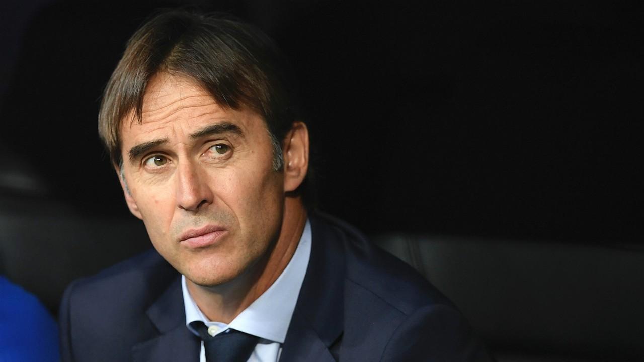 Julen Lopetegui: Ex-técnico da seleção espanhola de futebol