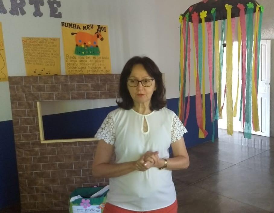 Secretária de Assistência Social, Bernadete Lopes