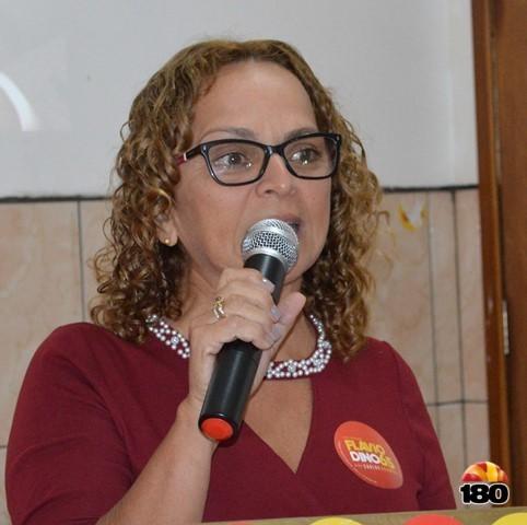 Vereadora Bidú Santana