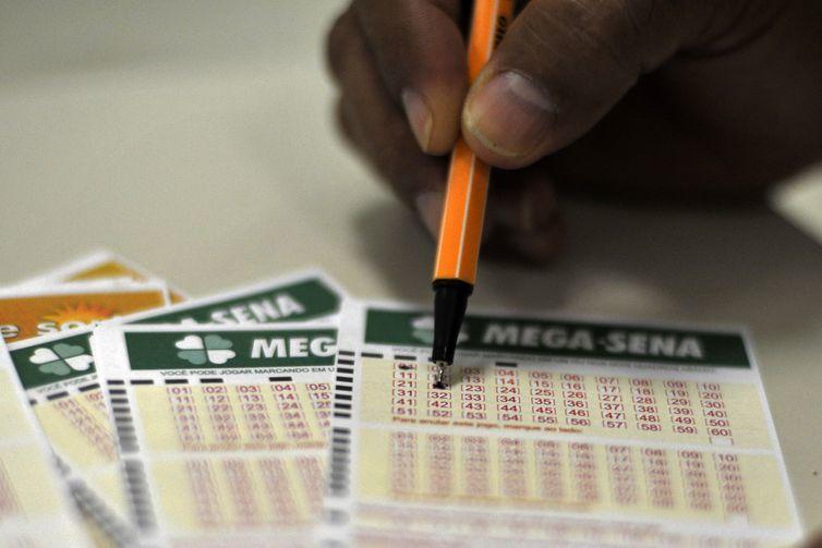 Mega-Sena sorteia nesta quarta-feira (12/09) prêmio acumulado estimado em R$ 28 milhões