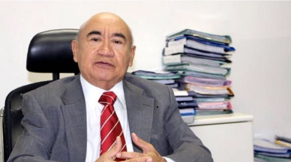 Desembargador José de Ribamar Oliveira
