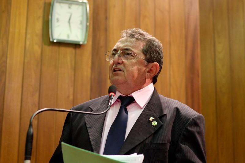 Deputado Rubem Martins, fazendo a alegria do povo