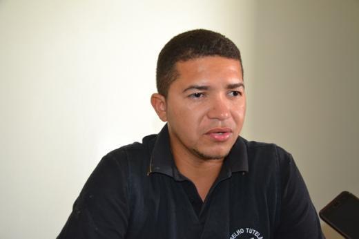 Raimundo Nonato, presidente do Conselho Tutelar de Picos