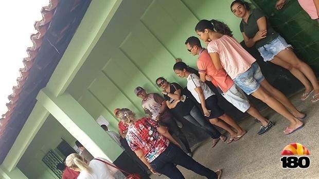 Votação na cidade de Picos