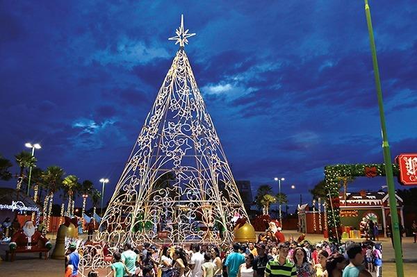 65a733e17 No ano passado, realizamos, com muito esforço e amor, o Natal Campo Maior  para a alegria e felicidade das pessoas de todas as idades.