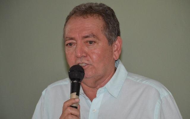 Secretário municipal de Saúde de Picos, bioquímico Waldemar Santos Júnior