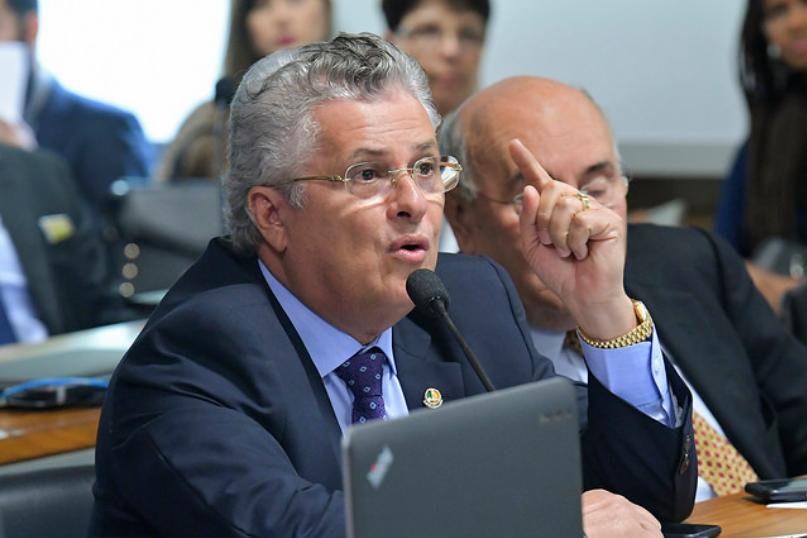 Senador José Amauri (Foto: Agência Senado)