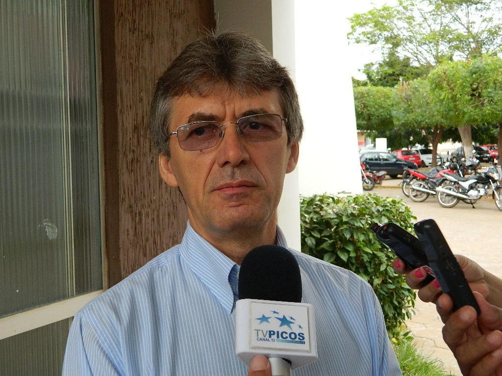 Prefeito Valmir Barbosa