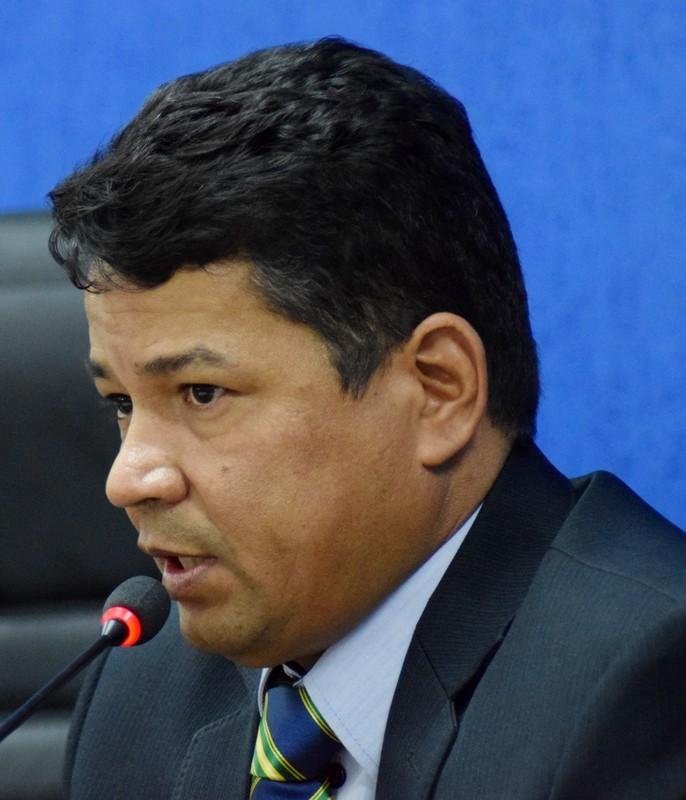 Prefeito Pastor André