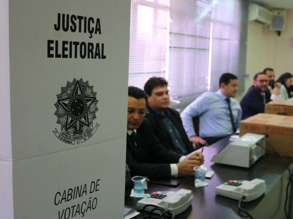 OAB Piauí | Mesários são treinados para eleições deste sábado (24)
