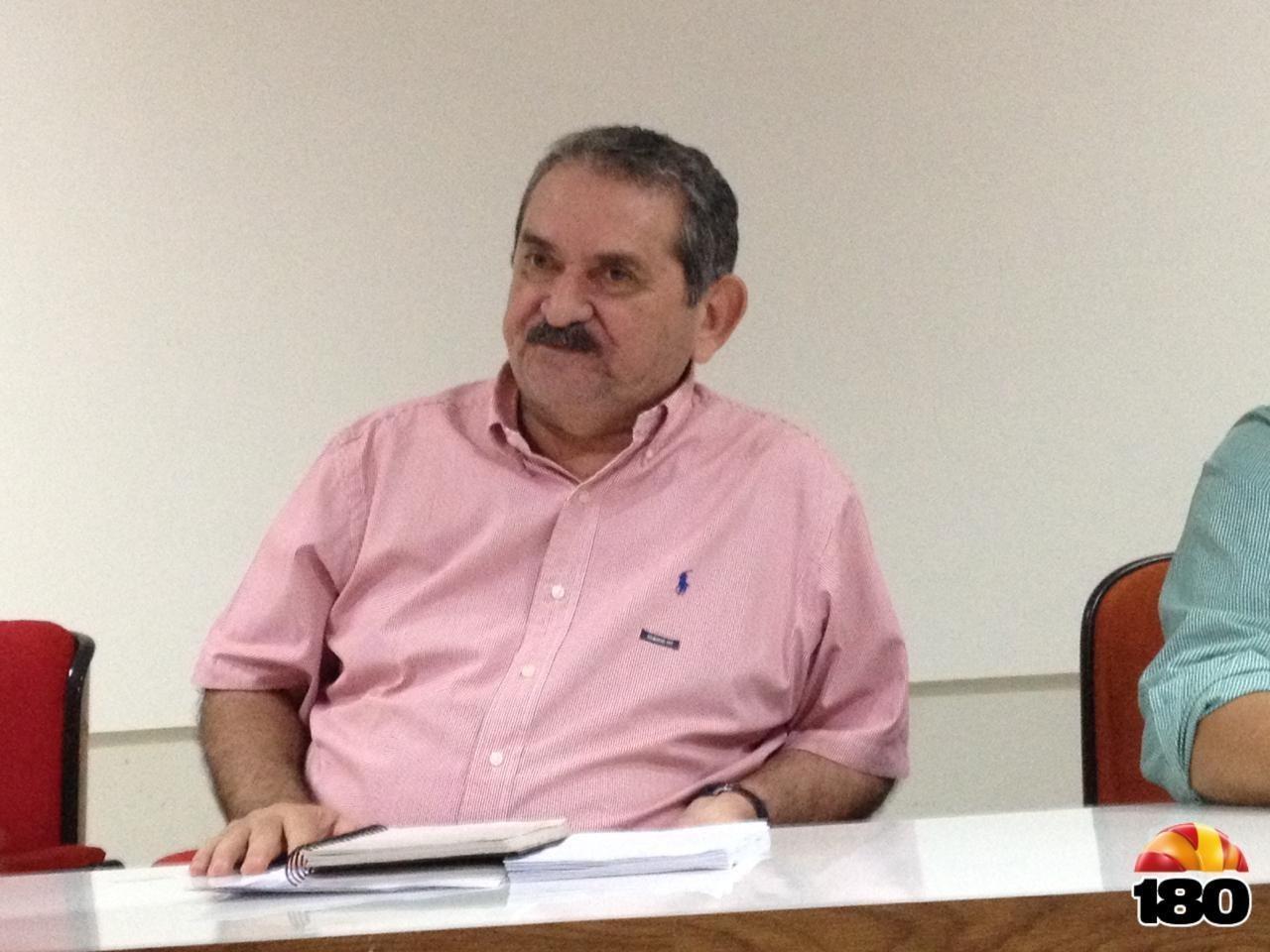 Francisco Macedo, diretor da Maternidade Dona Evangelina Rosa