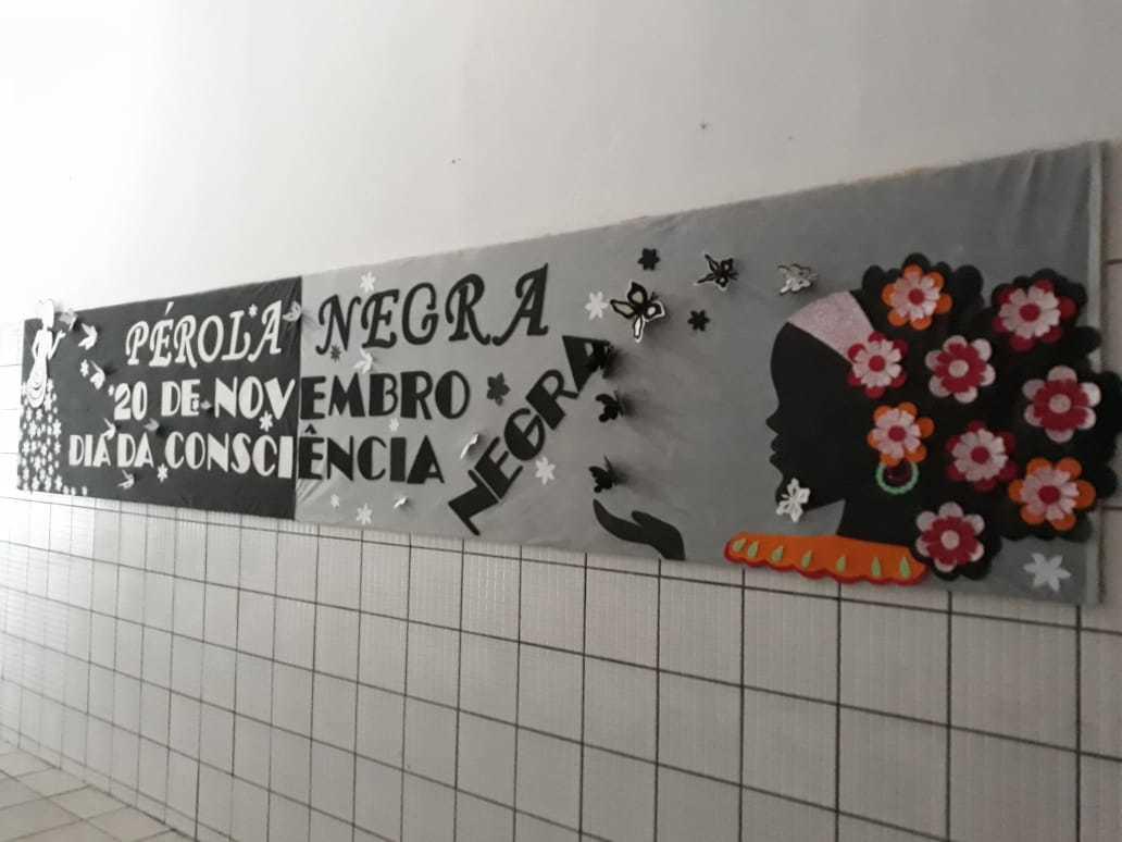 Projeto Pérola Negra no Ensino Fundamental