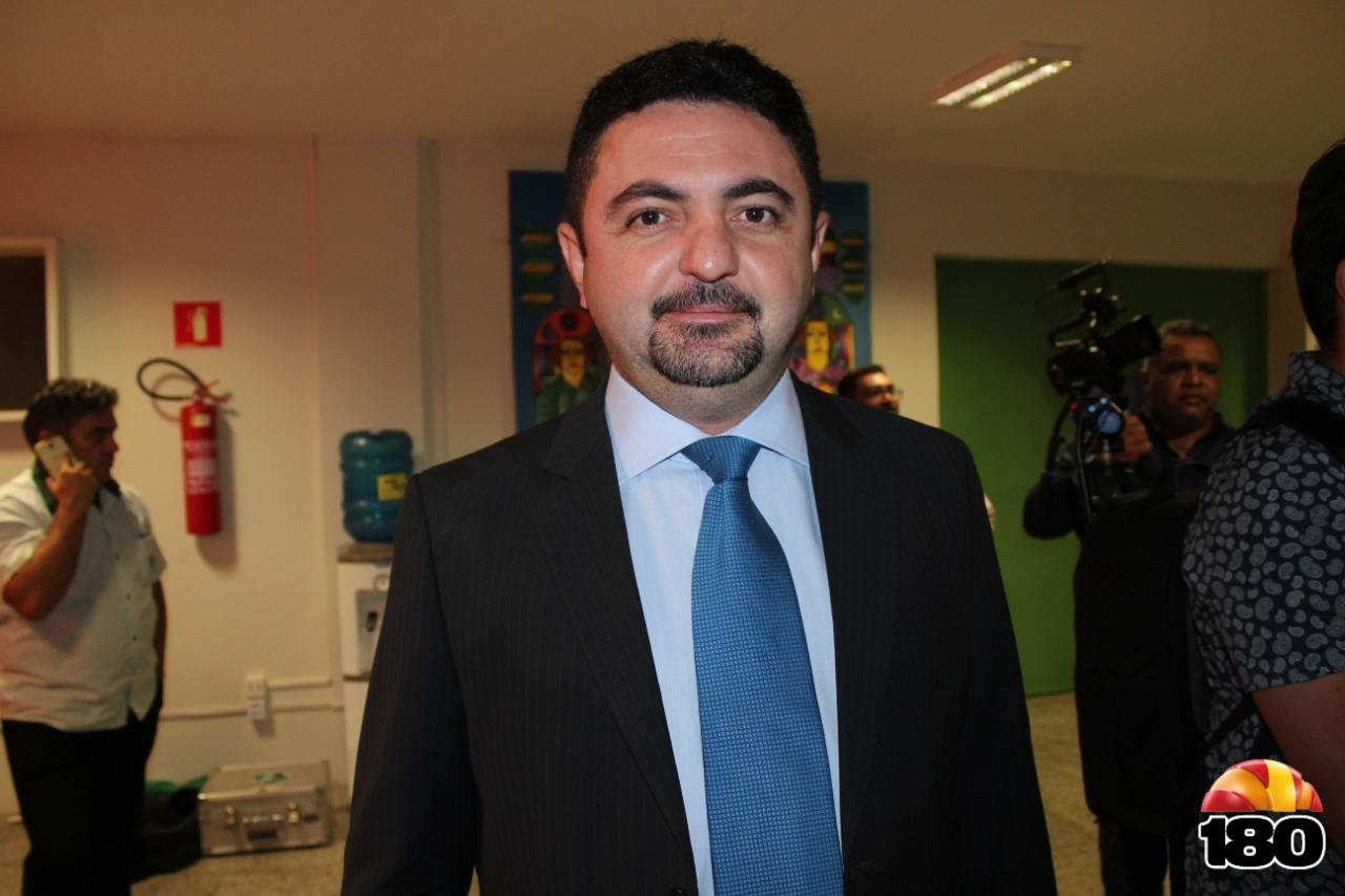 Barroso Neto - Prefeito de Santa Cruz do Piauí
