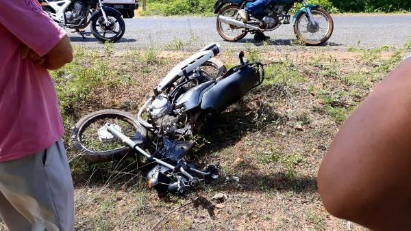 Piauí  Idosa morre e radialista fica ferido após colisão entre carro ... b55e958279821