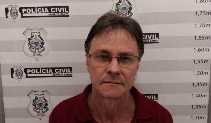 Joel Magnago, preso por receptação qualificada no exercício da atividade comercial