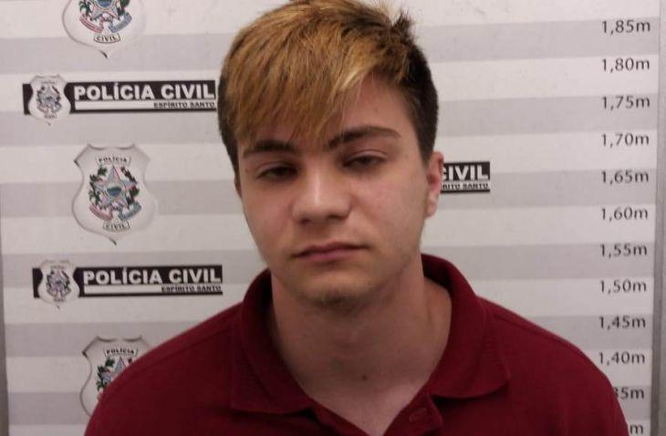 Thiago Domingos Magnago, preso por receptação qualificada no exercício da atividade comercial e penhor ilegal de ouro
