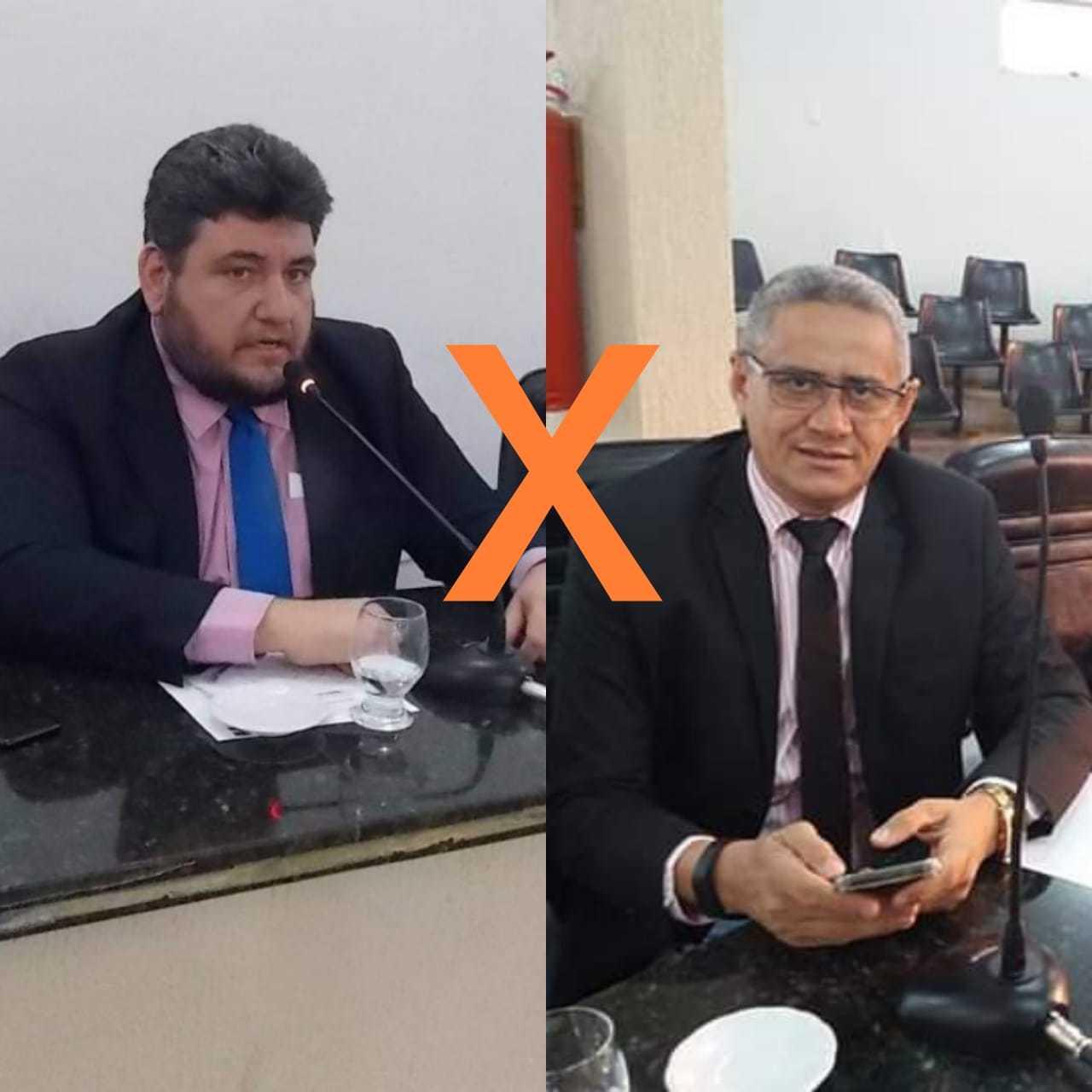 Vereador Zé Luís diverge do presidente da casa Hugo Victor