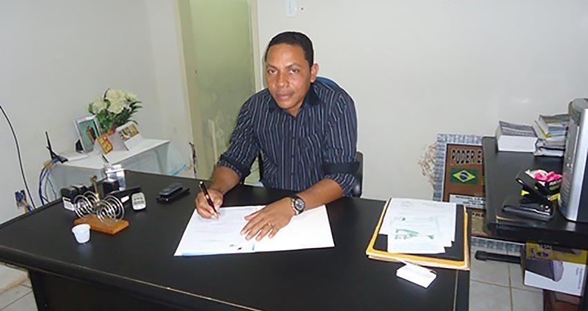 Joel Lima, prefeito cassado pelo TSE