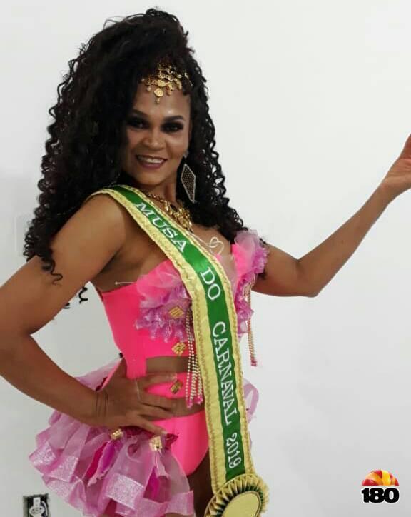Elineuza Ramos - Eterna Musa do Carnaval de Floriano