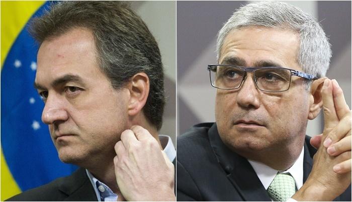 Colaborações de Joesley Batista e Ricardo Saud deram origem às investigações contra o senador